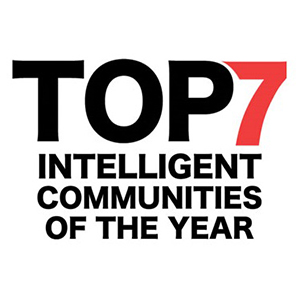 Westerville Named a Global Top 7 Intelligent Community