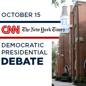 Democratic Presidential Debate Comes to Westerville